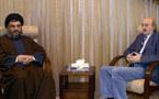 تشكيل حكومة لبنانية ما يزال صعبا رغم لقاء المصالحة بين نصر الله وجنبلاط