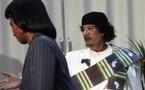 خاتم من الماس وقلادة ثمينة بين هدايا القذافي لكونداليزا رايس