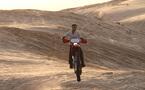 الدراجات النارية في غزة رياضة وتسلية وخطر مميت