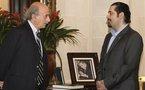 جنبلاط يعترف بالقدر السوري ويرغب بزيارة دمشق بعد سعد الحريري