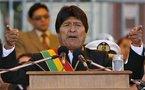 الرئيس البوليفي يتهم بالخيانة كل من يقبل بقاعدة أمريكية