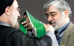 خامنئي يعيد أتهام جهات خارجية بالتحريض على العنف في ايران والاصلاحيون يطالبون بأستفتاء ثقة