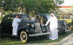 عشق اماراتي لاقتناء السيارات القديمة والهواة ينفقون الملايين لاقتنائها رغم الازمة العالمية