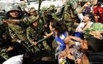 السلطات الصينية ستحاكم 200 شخص لضلوعهم في اعمال العنف في شينجيانغ