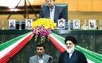 حكومة احمدي نجاد.. وزراء جدد ، ولكن لا تغيير سياسي في إيران