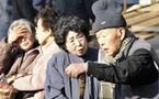 أربعون الف تجاوزوا سن المئة عام  يفاقمون مشكلة تقدم السكان في السن في اليابان