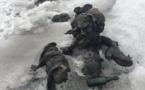 العثور على زوجين مفقودين منذ 75 عاما على نهر جليدي ذائب