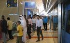 تجربة جديدة في الخليج ...دبي تطلق أول مترو مرفه بدرجة ذهبية ومواصفات خمس نجوم