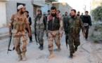 اتفاق إنشاء منطقة آمنة شرقي دمشق بين روسيا ومقاتلين معارضين