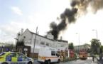 ثلاثة متهمين بإشعال حرائق متعمدة بمسجد في ملبورن