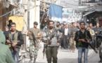 إصابة عنصري أمن لبنانيي باشتباكات بمخيم عين الحلوة في صيدا