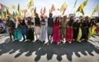 الأكراد بالخارج يبدأون التصويت في استفتاء على استقلال كردستان