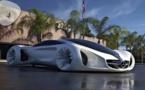 سيارات المستقبل... كهربية، تدار بواسطة روبوت، بتطبيق رقمي