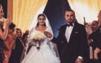 أردوغان وزوجته يحضران عقد قران زوجة أرطغرل على لاعب شهير