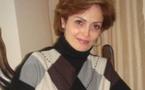 سهير الأتاسي :  ارادة  التحدي تشهد بداية جديدة و ربيع دمشق يزهر على صفحات فيسبوك
