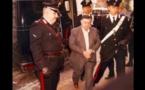 """جثمان زعيم المافيا""""توتو رينا""""بطريقه إلى صقلية تمهيدا لدفنه"""