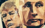 ترامب وبوتين يشددان على أهمية ضمان الاستقرار فى سوريا موحدة