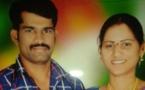 هندية تقتل زوجها وتحاول انتحال شخصيته لعشيقها
