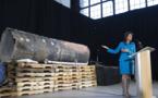 هيلي : إيران راعية للارهاب وبصماتها على  صاروخين للحوثيين