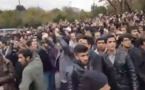 """""""تاجز أنتسايجر"""": دعم الغرب للاحتجاجات يصب بمصلحة المحافظين الإيرانيين"""