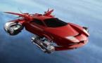 """عرض """"السيارة الطائرة"""" في معرض جنيف الدولي للسيارات"""