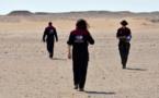 انطلاق مهمة محاكاة الحياة على كوكب المريخ بصحراء سلطنة عمان
