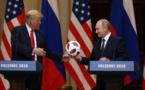 بوتين وترامب يدينان التحقيق في تدخل روسيا بالانتخابات الاميركية