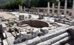 """""""مدينة المصارعين"""" الأثرية بتركيا.. حقب تاريخية تتجاور"""
