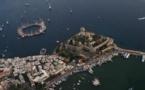 قلعة بودروم  التركية أغنى المتاحف المغمورة بالمياه في العالم