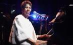 إقامة جنازة اريثا فرانكلين في ديترويت نهاية آب - أغسطس