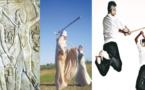 نقوش فرعونية توثق ممارسة الفراعنة لمختلف الرياضات المعاصرة