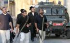 خط شعارات عنصرية وإعطاب 15 مركبة في القدس