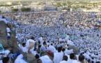 أكثر من 5ر2 مليون حاج ينفرون من عرفات إلى مزدلفة