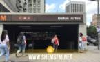 رحلات مترو أنفاق كاركاس تعود بمقابل بعدما كانت مجانا