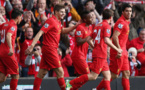 ليفربول يفوز على باريس سان جيرمان في دوري أبطال اوروبا