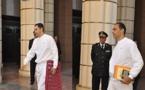 الافراج عن جمال وعلاء مبارك بعد حبسهما بتهمة التلاعب بالبورصة