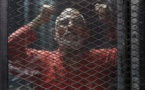 """المؤبد لمرشد الأخوان في مصر  و64 آخرين في """"أحداث العدوة"""""""