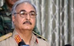 حفتر: الجيش لن يظل مكتوف الأيدي ازاء ما يحدث في العاصمة الليبية