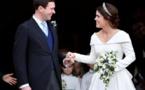 زفاف الأميرة يوجيني حفيدة الملكة إليزابيث