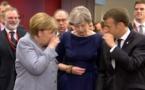 ميركل:لابد من الاستعداد لكل السيناريوهات بالنسبة لخروج بريطانيا