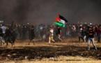 إصابة 115 شخصا في أعمال عنف على حدود غزة وإسرائيل