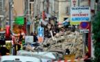 مخاوف من وجود حوالي 10 تحت أنقاض عمارتين في مرسيليا