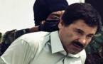 قاض أمريكي يرفض طلب إل تشابو عناق زوجته قبل بدء المحاكمة
