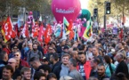 دهس متظاهرة وإصابة نحو 12 خلال احتجاجات في فرنسا