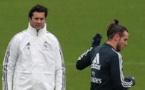 سولاري ممتن للاعبي ريال مدريد لكنه يتجاهل تصريحات أسينسيو