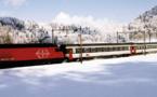 """رحلة إلى """"أرض العجائب الشتوية"""" بقطار سيبيري"""