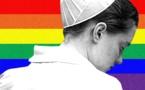 """البابا يخشى تأثير""""توجه""""المثلية الجنسية على الكنيسة الكاثوليكية"""