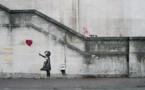 من هو بانسكي؟ قصة فنان الجرافيتي الذي تباع لوحاته بالملايين
