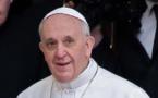 """البابا: ليس مقبولا  أن يتهم الساسة المهاجرين في """"كل شر"""""""