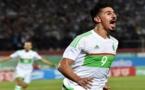بونجاح يتوج بجائزة الكرة الذهبية الجزائرية